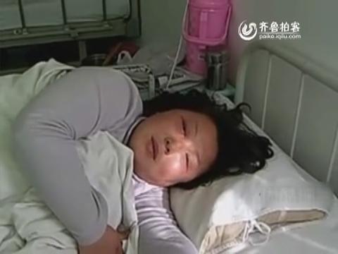 【拍客】嚣张富二代宝马哥暴打煎饼女